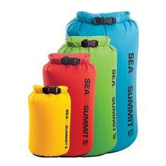 Sea To Summit Lightweight Dry Sacks |Drybags | BackcountryGear.com