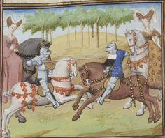 BNF Français 357 Guiron le Courtois
