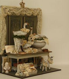 #Poppenhuis #Miniaturen #Dukkehus