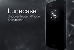Lunecase, la coque iPhone qui recycle l'électricité