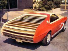 1970 AMC AMX Kustom by Barris
