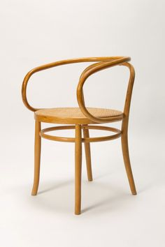 Single Thonet Bentwood Chair