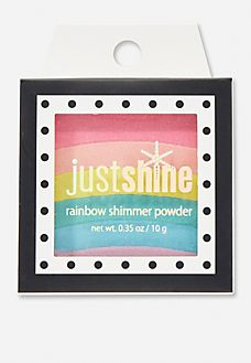 Rainbow Shimmer Powder Palette