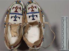 Cheyenne mocs, NMNH  AC