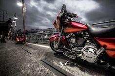 Sin City Harley & free lightroom 4 preset