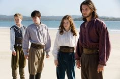 The Voyage of the Dawn Treader-This scene always makes me cry