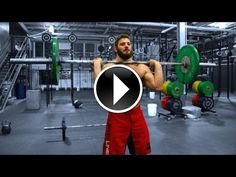 Mat Fraser demonstrates a Tabata workout