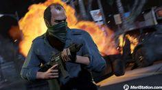 Grand Theft Auto V Captura de pantalla