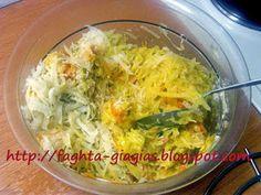Πατατοκεφτέδες - από «Τα φαγητά της γιαγιάς» Guacamole, Cabbage, Potatoes, Vegetables, Ethnic Recipes, Food, Potato, Essen, Cabbages