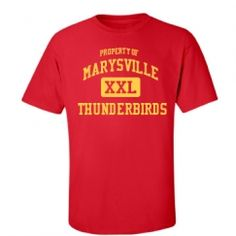 Marysville Junior High School - Marysville, WA | Men's T-Shirts Start at $21.97