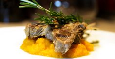 Paleo Braised Lamb with Butternut Squash Mash, A Tender Fall Entrée -