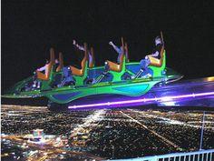 Las Vegas Stratosphere Rides