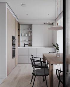 Kitchen Remodel & Decor - Money-Saving Kitchen Renovation Tips - Ribbons & Stars Kitchen Room Design, Modern Kitchen Design, Home Decor Kitchen, Kitchen Living, Interior Design Kitchen, Home Kitchens, Modern Kitchens, Kitchen Ideas, Interior Desing