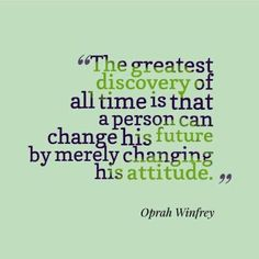 #oprah #winfrey #quote #attitude