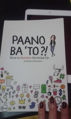 So wayback two years ago, I was really a fan/reader of Ms. Bianca Gonzalez. Following her on Facebook, Instagram and... Facebook Instagram, Growing Up, Ms, Survival, Books, Livros, Libros, Grow Taller, Livres