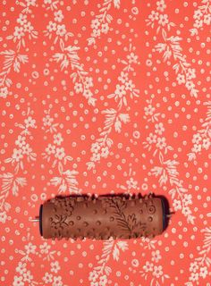 Patterned Paint Roller #07 (without applicator) DIY