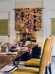 60 Inspiring Asian Dining Room Decoration Ideas - About-Ruth Japanese Home Decor, Asian Home Decor, Japanese Interior, Japanese Furniture, Asian Interior Design, Apartment Interior Design, Stylish Interior, Interior Paint, Bedroom Minimalist