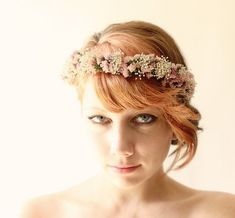 Unique Hair Accessories | ... flower crown and 49 more unique wedding hair accessories from Etsy