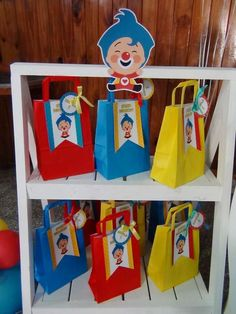 Juan Ignacio's Plim Plim 1st birthday party | CatchMyParty.com Circus 1st Birthdays, 1st Birthday Themes, Minnie Birthday, Circus Birthday, 1st Birthday Parties, First Birthdays, Happy Birthday, Party Themes, Party Ideas