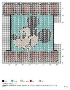 Mickey Mouse WH