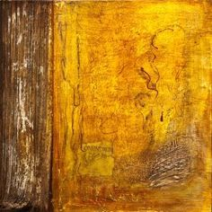 Artspace Warehouse - buy or rent affordable original art (abstract, urban, pop, photo, sculptures) Yellow Artwork, Natural Curiosities, International Artist, Affordable Art, Triptych, Mixed Media Collage, Original Artwork, Contemporary Art, Abstract Art