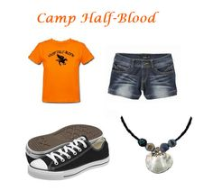 This is an outfit for Camp Half-Blood that I made!!!