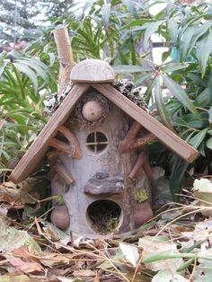 Fairy cottage by Woodland Whimsy