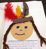 Squanto and how he helped the indians