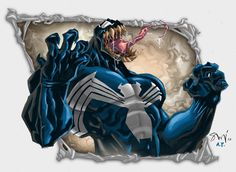 We are Venom by elmorafocka.deviantart.com on @deviantART