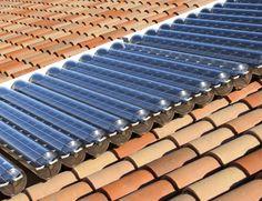 Paneles solares híbridos térmicos y fotovoltaicos (y en un tubo)  Este tipo de paneles solares pueden generar simultáneamente electricidad o agua caliente.