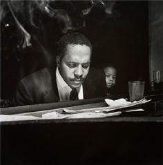Bud Powell (1924 –1966) #jazz