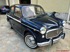 FIAT 1100 103 H, 1960 Designer: Dante Giacosa