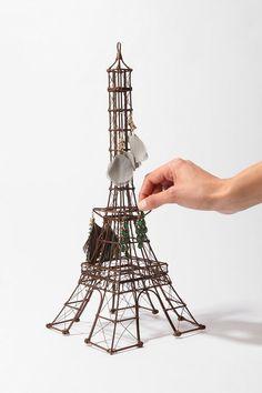 Eiffel Tower Jewelry Stand!