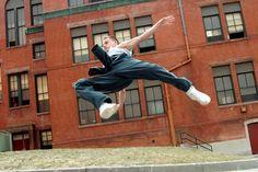 Channing Tatum Dances in Step Up
