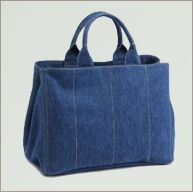dark blue jeans denim handbag
