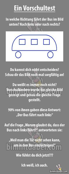 Vorschul test schule school old funny bus kids Funny Stories, True Stories, Funny Jokes, Hilarious, Funny Shit, German Quotes, Humor Grafico, Just Smile, Funny Cute
