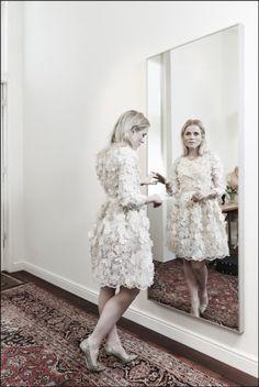 Claes Iversen ontwerpt de Songfestival-jurk voor Ilse deLange