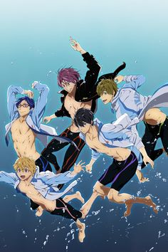 AnimeLab - Free! - Eternal Summer - Watch Full Episodes Online for ...
