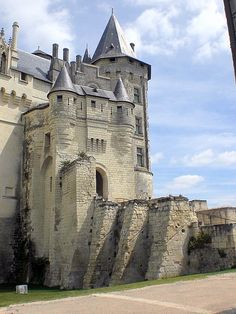 Chateau in Loire