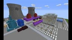 image result for minecraft nuclear power plant minecraft castle, minecraft  ideas, nuclear power,
