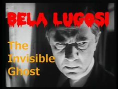 Bela Lugosi: The Invisible Ghost (720P, 1941) - Full Movie www.MovieLoaders.com   NEW  streaming now FREE  Full Movies on YouTube !   BETTER  THAN NETFLIX  Watch now Full Movies  are  LOADED    non-stop  http://www.youtube.com/AntonPictures