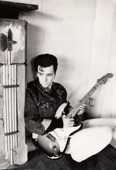 Johnny Marr. OMG he is soooo cool! --and I don't just say that about anybody.