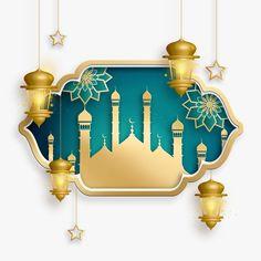 Islamic Art Pattern, Pattern Art, Green Gradient Background, Texture Gradient, Ramadan Lantern, Lantern Designs, Pics For Dp, Creative Fonts, Badge Design