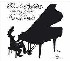 Dans la catégorie JAZZ Claude Bolling www.librairie-audio.com vous présente CLAUDE BOLLING BIG PIANO ORCHESTRA PLAYS RAY CHARLES des Editions Frémeaux. Ref : FA596 - 19.99€ TTC - Enregistré en 1962, cet album est détonnant de vitalité. A l'heure où la jeunesse découvre le twist par l'intermédiaire des musiques anglo-saxonnes, Claude Bolling ne tombe pas dans le piège du simple cover, mais arrange en jazz un répertoire rhythm & blues. #Librairieaudio #claude_bolling #jazz #piano #ray_charles