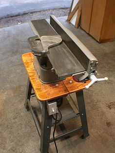 "Delta Manufacturing Co. - Homecraft 4"" Jointer"