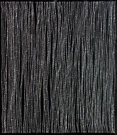 Aboriginal Artwork by Tammy Matthews. Sold through Coolabah Art on eBay. Cataogue ID 09064