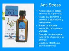 Aceite Anti-stress, una sola gota te cambia la vida, para la toma de decisiones, el exceso de trabajo, el tráfico, la pareja, etc.