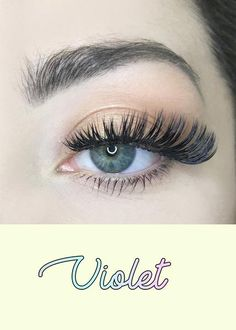 7a194d0b613 AOA Studio Eyelashes - Violet – Shop Miss A Natural Eyelashes, Fake  Eyelashes, False