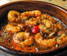 Recipe BEST EVER GARLIC PRAWNS by Anna Fitz - Recipe of category Starters