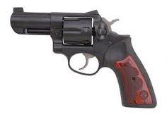 "Powderhorn Sports | Ruger GP100 357 Magnum DA Revolver 3"" Barrel, 6 Rounds"